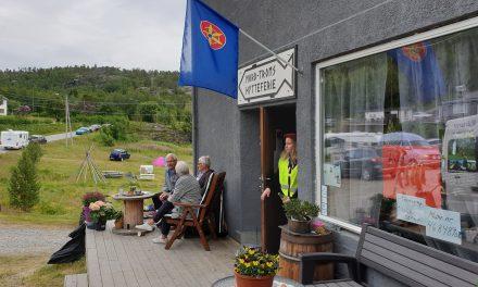 NKF-kontoret på flyttefot