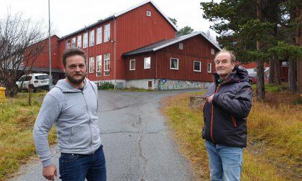 Skaffet seg førsteklasses lokaler i Kvænangen