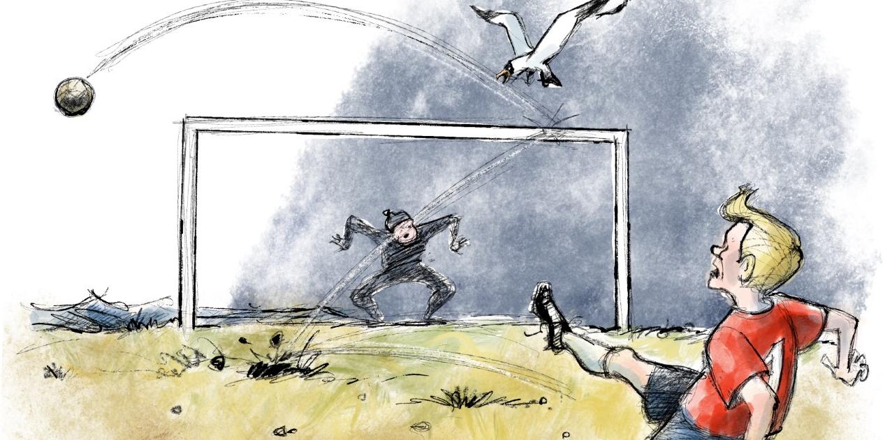 Kelviikin jalkapallopaana