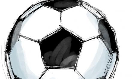 Fotballbanen i Kjelvik