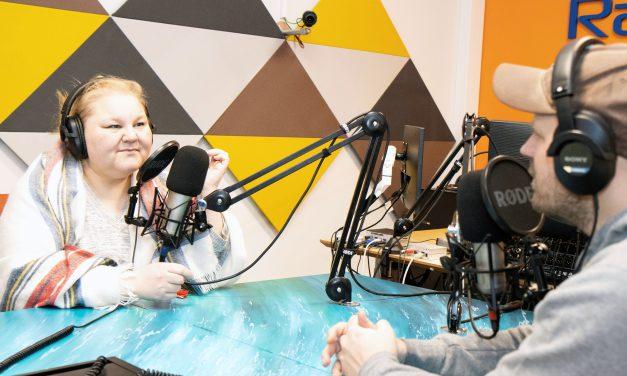 Ruijan Radio synger Nordnorsk julesalme på kvensk