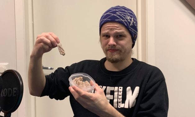 Ruijan Radio: Kvenbok og kokte kujur
