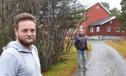 Årsmøte for ettårsjubilanten i Kjækan