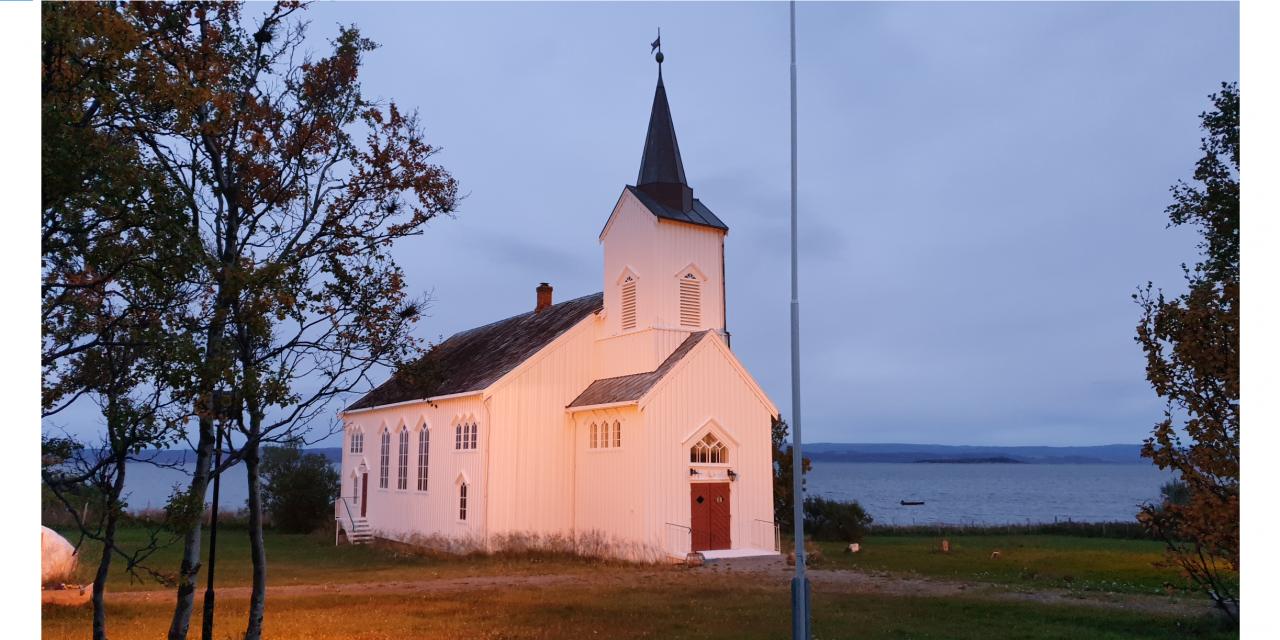 «Hvor lenge var det kvenske folk i Norge i paradis?»