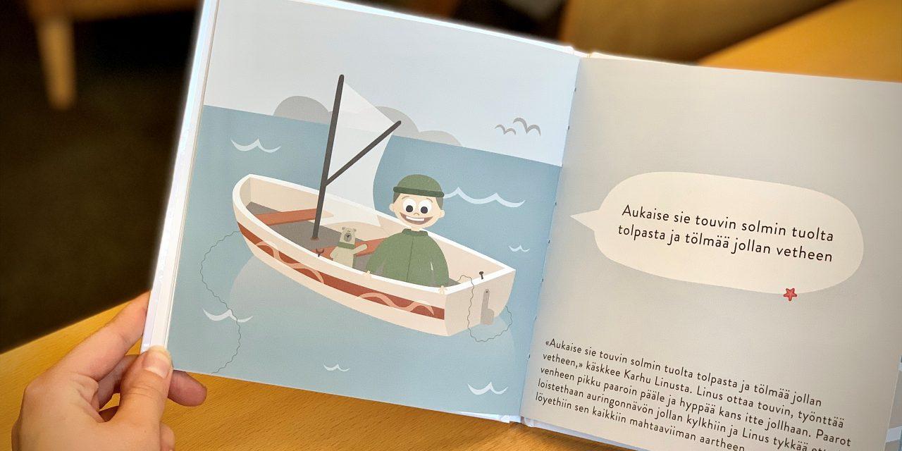 Frisk bris av kvensk barnebok