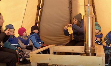 Her lærer barna samisk, finsk og meänkieli