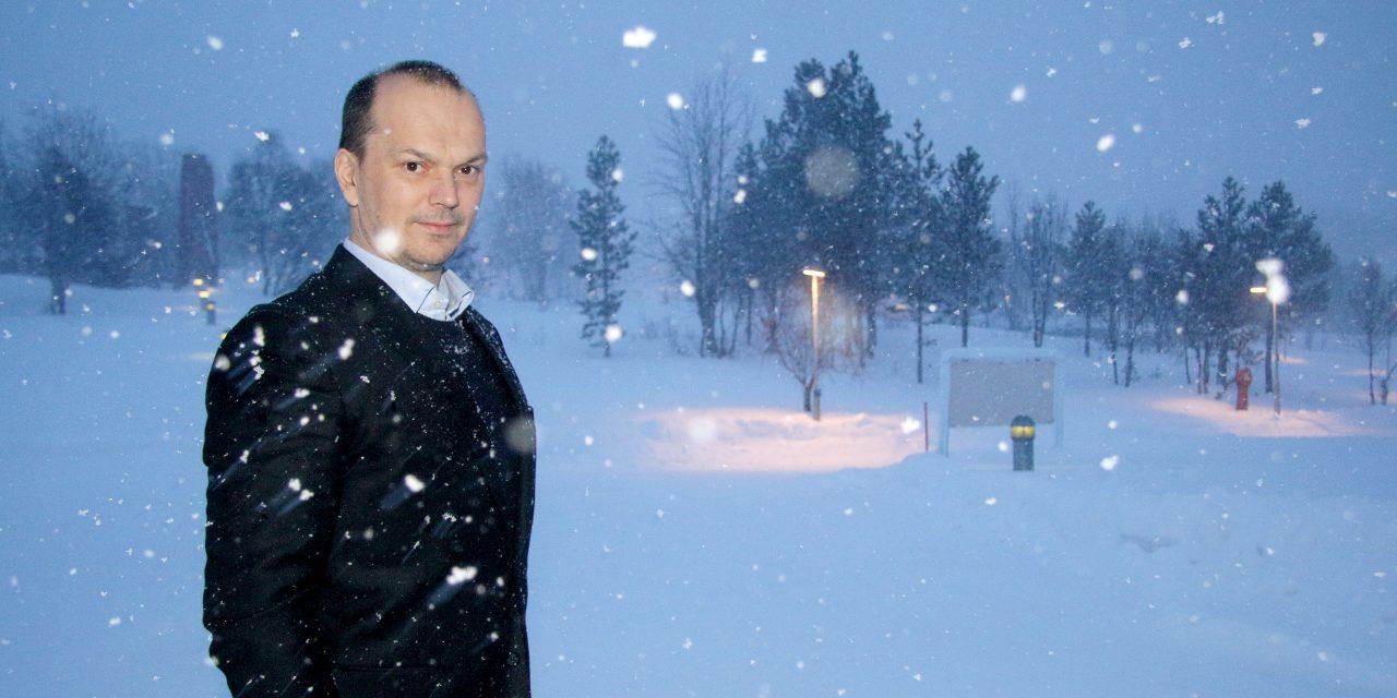Frank Jørstad tilsatt som teatersjef