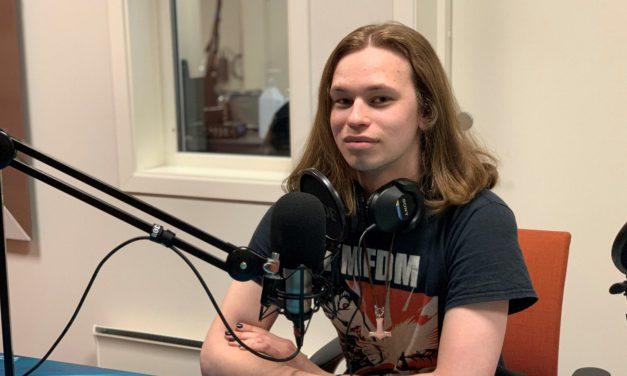 Ruijan Radio: Ny praktikant, avishistorie og kvensk poesi