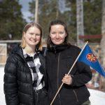 Unge kvener returnerte til nord: – Føles som hjemme