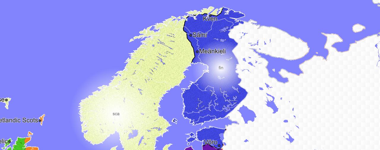 Kvensk inkludert i europeisk språkprosjekt