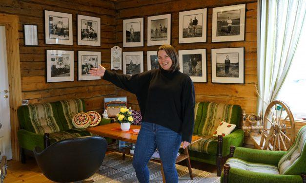 Anja satser alt for å få liv i bygda: – Vi har store planer