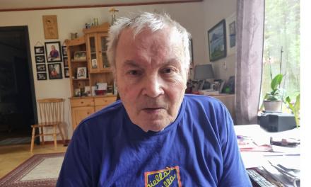 Kvenhøvdingen Oddvar 85 år