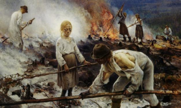 Skogfinsk konsolidering: Slik kom de til Norge