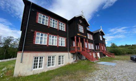 «Et symbol på styrking av norsk suverenitet»