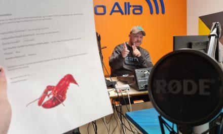 Ruijan Radio: Hummerfiske, statsbudsjett og databrus