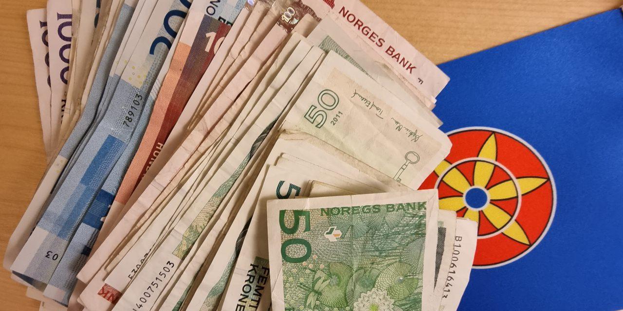 Svak kvensk vekst i statsbudsjettet for 2022